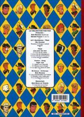 Verso de Ric Hochet -HS8- Enigmes
