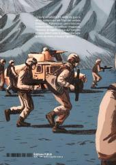 Verso de Afghanistan, récits de guerre - Récits de guerre