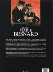 Verso de Les grandes affaires criminelles et mystérieuses -4- L'Affaire Marie Besnard