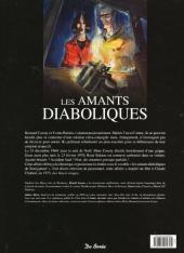 Verso de Les grandes affaires criminelles et mystérieuses -6- Les amants diaboliques