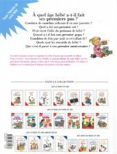 Verso de Le guide -19a08- Le guide du bébé
