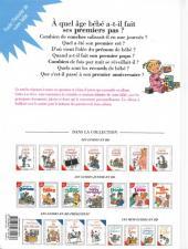 Verso de Le guide -19a09- Le guide du bébé