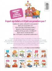 Verso de Le guide -19b11- Le guide du bébé