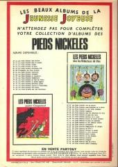 Verso de Bibi Fricotin (2e Série - SPE) (Après-Guerre) -61a67- Bibi Fricotin spéléologue