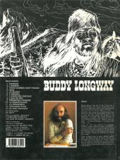 Verso de Buddy Longway -1b84- Chinook