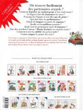 Verso de Le guide -20a09- Le guide du Sexe