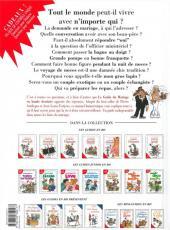 Verso de Le guide -22a11- Le guide du mariage