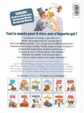 Verso de Le guide -22b11- Le guide du mariage