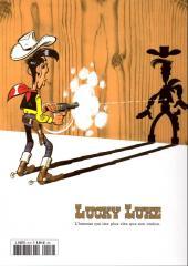 Verso de Lucky Luke - La collection (Hachette) -10- Chasseur de primes