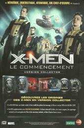 Verso de Ultimate Avengers (Hors-série) -3- Nouveaux ultimates