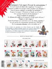 Verso de Le guide -25a09- Le guide de la soixantaine