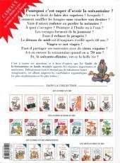 Verso de Le guide -25a11- Le guide de la soixantaine