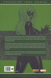 Verso de Spiderman (Especial) - Spiderman/gata negra: el mal que hacen los hombres