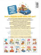 Verso de Le guide -31b11- Le guide de la vingtaine