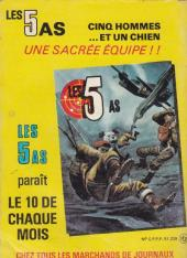 Verso de Battler Britton -446- L'aventurier
