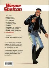 Verso de Wayne Shelton -10- La rançon