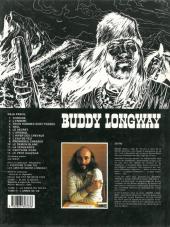 Verso de Buddy Longway -5b84- Le secret