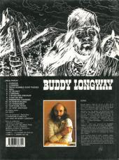 Verso de Buddy Longway -3b84- Trois hommes sont passés