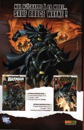 Verso de DC Heroes -5- La monstrueuse mort des lascars