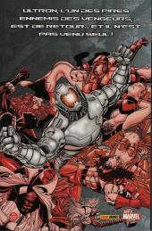 Verso de Marvel (Les grandes sagas) -9- Avengers