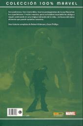 Verso de Marvel Zombies (en espagnol) -1- Hambre insaciable