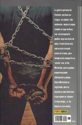 Verso de Punisher (en espagnol, Max Comics) -1- En el principio