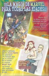 Verso de Vengadores (Los Nuevos) -1- ¡fuga! (1)