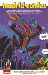 Verso de Vengadores (Los Nuevos) -6- ¡fuga! (6)