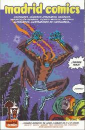 Verso de Vengadores (Los Nuevos) -8- El vigía (2)