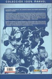 Verso de Vengadores (Los): Tomos Únicos - Invasión secreta