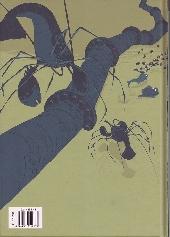 Verso de La marche du crabe -2- L'empire des crabes
