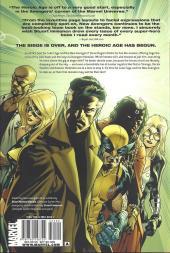 Verso de New Avengers (The) (2010) -INT01- Possession