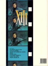 Verso de XIII -5a1991/10- Rouge total