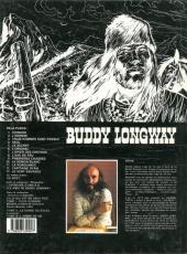 Verso de Buddy Longway -10a84- Le démon blanc
