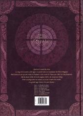 Verso de Les forêts d'Opale -7- Les Dents de pierre