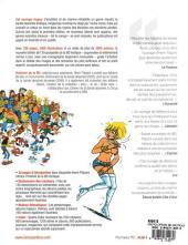 Verso de (DOC) Bande dessinée érotique -12011- Encyclopédie de la BD érotique