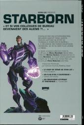 Verso de Starborn -2- Tome 2