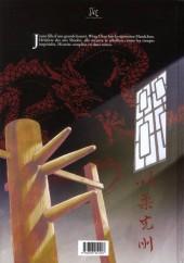 Verso de Wing Chun -1- L'opéra de la jonque rouge