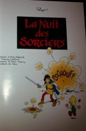 Verso de Johan et Pirlouit -16TL- La nuit des sorciers
