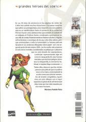 Verso de Grandes héroes del cómic -9- Patrulla-x 2