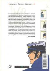 Verso de Grandes héroes del cómic -22- Corto maltés 3