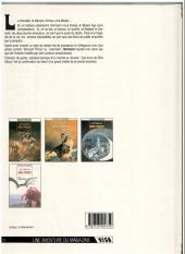 Verso de Les tours de Bois-Maury -1a- Babette