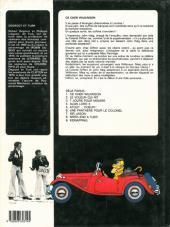 Verso de Clifton -1a1984- Ce cher Wilkinson