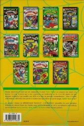 Verso de Spider-Man Team-Up (L'Intégrale) -1INT- L'Intégrale 1972-1973