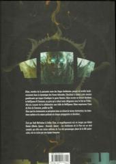 Verso de Spawn - Les Architectes de la peur - Les architectes de la peur