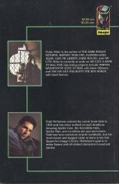 Verso de Spawn-Batman (1994) - Spawn-Batman