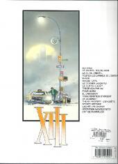 Verso de XIII -16a2007- Opération Montecristo