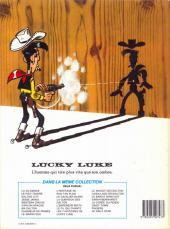 Verso de Lucky Luke -41a85- L'héritage de Rantanplan