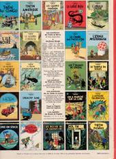 Verso de Tintin (Historique) -2C5- Tintin au Congo