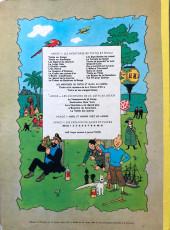 Verso de Tintin (Historique) -3B39- Tintin en Amérique